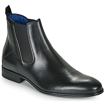 Shoes Men Mid boots Azzaro TARDIF Black