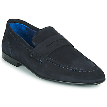 Shoes Men Loafers Azzaro VOLGA Marine