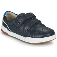 Shoes Children Low top trainers Clarks FAWN SOLO K Marine