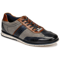 Shoes Men Low top trainers Bugatti SILVAN Marine