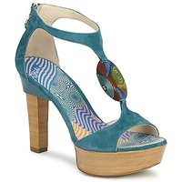 Shoes Women Sandals Fabi KATIE Blue