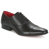 Shoes Men Brogue shoes Carlington ITIPIQ Black