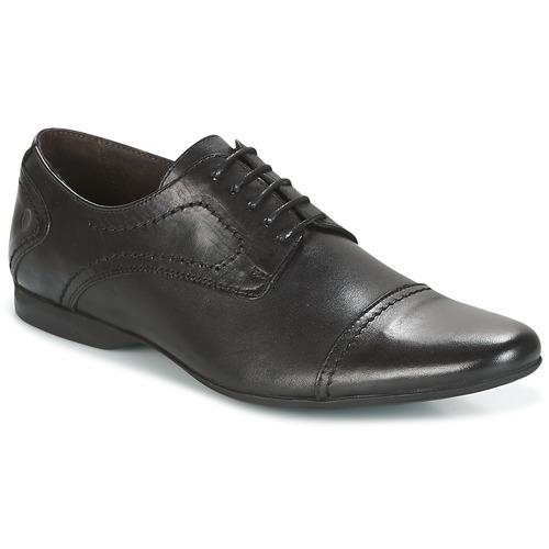 Shoes Men Derby shoes Carlington MOUNFER Black