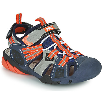 Shoes Boy Sports sandals Primigi SIMON Marine