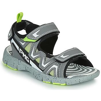 Shoes Boy Sandals Primigi MATEO Grey / Green