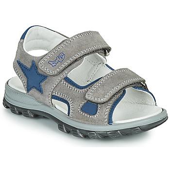 Shoes Boy Sandals Primigi GRIMMI Grey / Blue