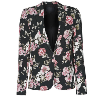 material Women Jackets / Blazers Ikks BS40045-02 Black