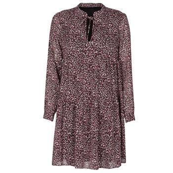 material Women Short Dresses Ikks BS30035-35 Red