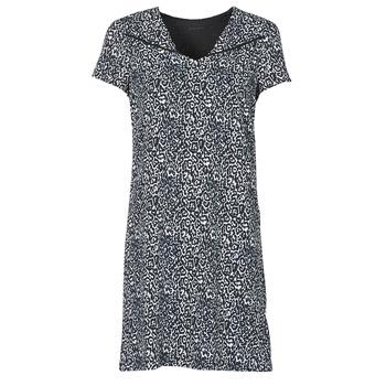 material Women Short Dresses Ikks BS30005-02 Black