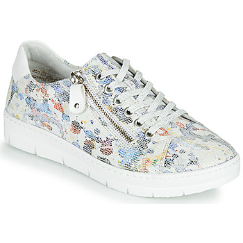 Shoes Women Low top trainers Remonte Dorndorf SUZZA Multicolour