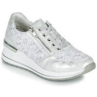 Shoes Women Low top trainers Remonte Dorndorf SALAN Silver