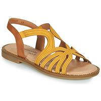 Shoes Women Sandals Remonte Dorndorf SANDA Yellow