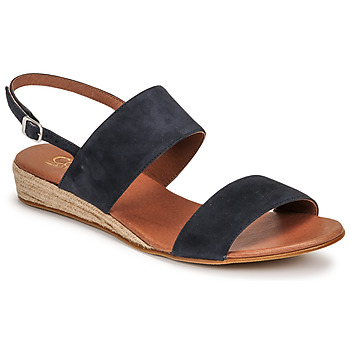 Shoes Women Sandals Casual Attitude OLIVE Marine