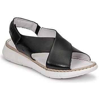 Shoes Women Sandals Casual Attitude ODILE Black