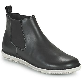 Shoes Women Mid boots Casual Attitude ODILETTE Black