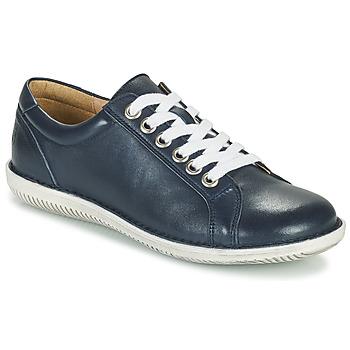 Shoes Women Derby shoes Casual Attitude OULETTE Marine