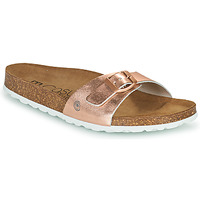 Shoes Women Mules Casual Attitude OVOA Pink / Gold