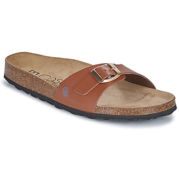 Shoes Women Mules Casual Attitude OVOA Brown