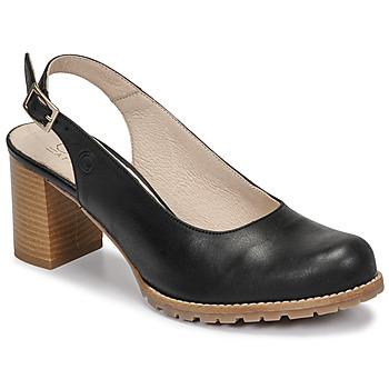 Shoes Women Court shoes Casual Attitude OLEA Black