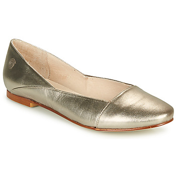 Shoes Women Ballerinas Casual Attitude TOBALO Bronze
