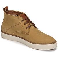 Shoes Men Mid boots Casual Attitude OBREND Camel