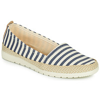 Shoes Women Espadrilles Casual Attitude ONINON White / Marine