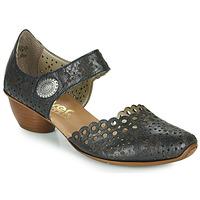 Shoes Women Court shoes Rieker DOUNIA Black