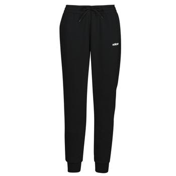 material Women Tracksuit bottoms adidas Performance W E PLN PANT Black