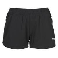 material Women Shorts / Bermudas adidas Performance W D2M 3S KT SHT Black