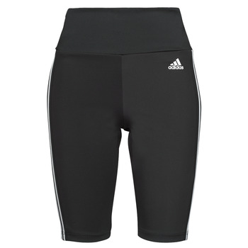 material Women leggings adidas Performance W 3S SH TIG Black