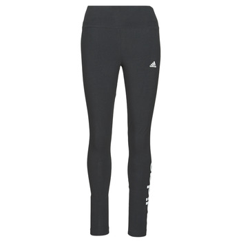 material Women leggings adidas Performance W LIN LEG Black