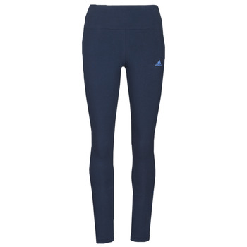 material Women leggings adidas Performance W LIN LEG Blue