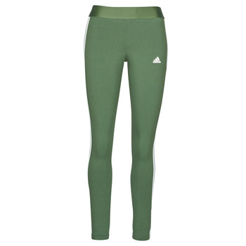 material Women leggings adidas Performance W 3S LEG Green