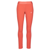 material Women leggings adidas Performance W 3S LEG Red
