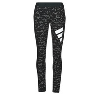 material Women leggings adidas Performance W WIN TIGHT Black