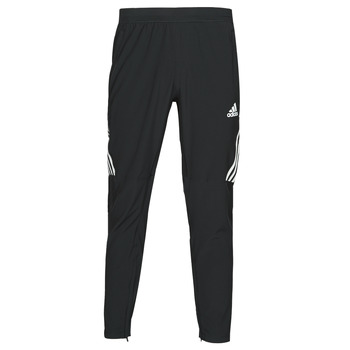 material Men Tracksuit bottoms adidas Performance AERO 3S PNT Black