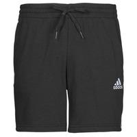 material Men Shorts / Bermudas adidas Performance M 3S FT SHO Black