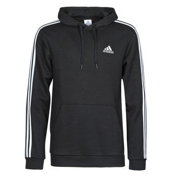 material Men sweaters adidas Performance M 3S FL HD Black
