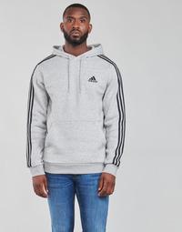 material Men sweaters adidas Performance M 3S FL HD Grey