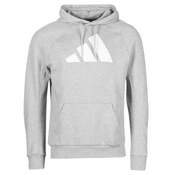 material Men sweaters adidas Performance M FI Hood Grey