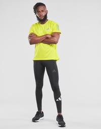 material Men leggings adidas Performance TF 3 BAR LT Black