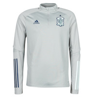 material Men short-sleeved t-shirts adidas Performance FEF TR TOP Grey