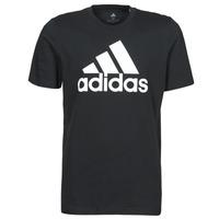 material Men short-sleeved t-shirts adidas Performance M BL SJ T Black