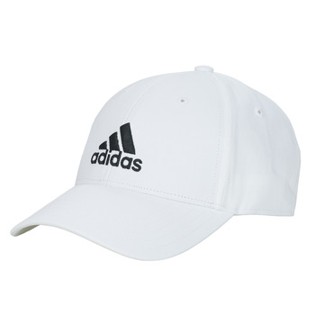 Accessorie Caps adidas Performance BBALL CAP COT White