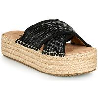 Shoes Women Mules Refresh TERRA Black