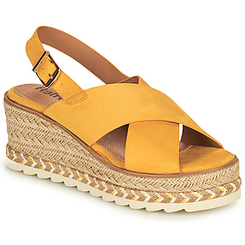 Shoes Women Sandals Refresh SOLA Yellow
