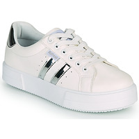 Shoes Women Low top trainers Refresh AMANDA White / Silver