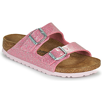 Shoes Girl Mules Birkenstock ARIZONA Pink