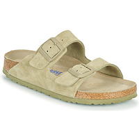 Shoes Women Mules Birkenstock ARIZONA SFB Kaki