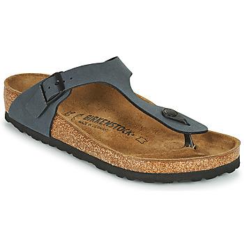Shoes Women Flip flops Birkenstock GIZEH Grey
